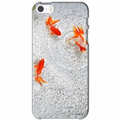 Ốp lưng Iphone 5-Cá Koi 02