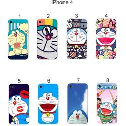 Ốp lưng iPhone 4 in hình Doraemon