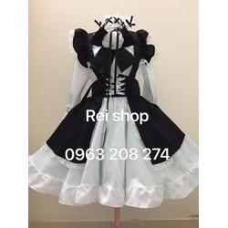 Váy lolita - Maid - Hóa trang Cosplay