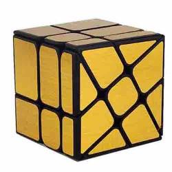 Rubik Gương Vàng 3x3 - MofangJiaoShi Windmill mirror