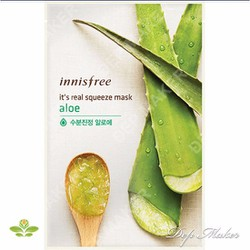 Aloe mask sheet pack