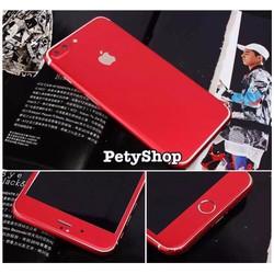 Miếng dán màu mịn full iPhone 6 6S 6Plus 6S Plus 7 7Plus