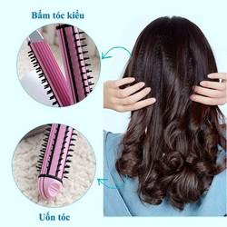 Máy uốn tóc 3 in 1 NOVA 8890