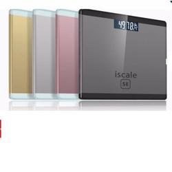 Cân sức khỏe kiểu Iphone Iscale cho gia đình thân yêu