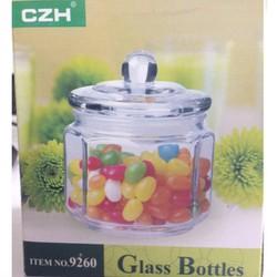 Lọ thủy tinh cao cấp Glass Bottles 9260 - 260ml