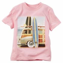 Áo phông mỏng mát cho bé 6 tháng đến 5 tuổi từ Carters Mỹ