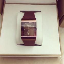 đồng hồ nam dây cao su