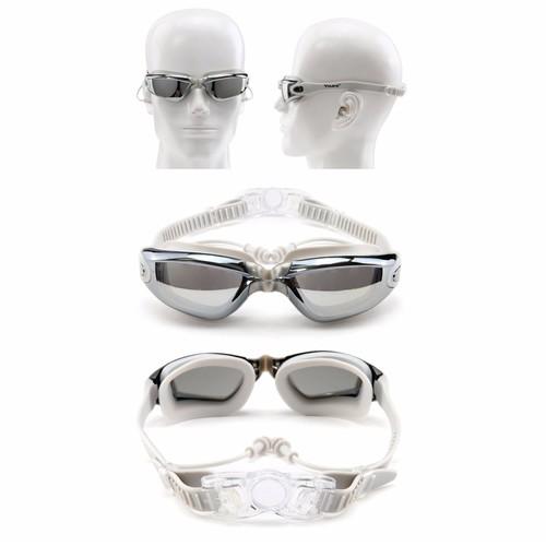Kính bơi tráng gương, chống UV, chống sương mờ KB2781B