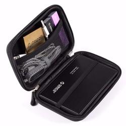 Hộp bảo vệ ổ cứng HDD Orico PHD 25 BK