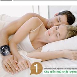 Máy chống ngáy Snore Stopper - Không hết ngáy hoàn tiền