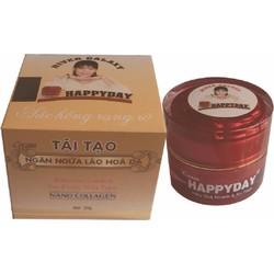 Kem Giúp Tái Tạo Ngăn Ngừa Lão Hóa Da Happyday