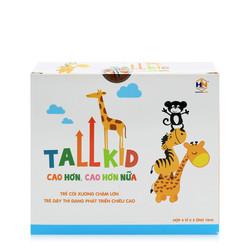 Hỗ trợ trẻ tăng cân, phát triển chiều cao, sức đề kháng - TallKid