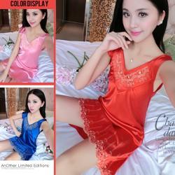 Đầm ngủ phi bóng mềm diệu mát sang chảnh-101