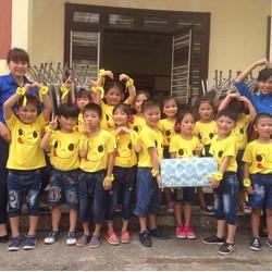 Áo cho các bé cực yêu MGD235