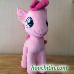 Ngựa Pony Thú Nhồi Bông màu hồng  Pinkie Pie
