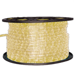 Đèn LED dây 5050 cuộn 100m màu Trắng Vàng Dương