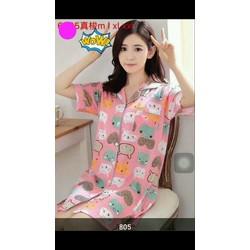 Đầm ngủ quảng châu cao cấp un05