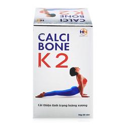 Chống loãng xương, thoái hóa khớp, bổ sung Canxi - Calci Bone K2