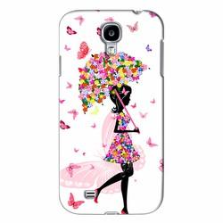 Ốp lưng Samsung Galaxy S4 - Cô Gái