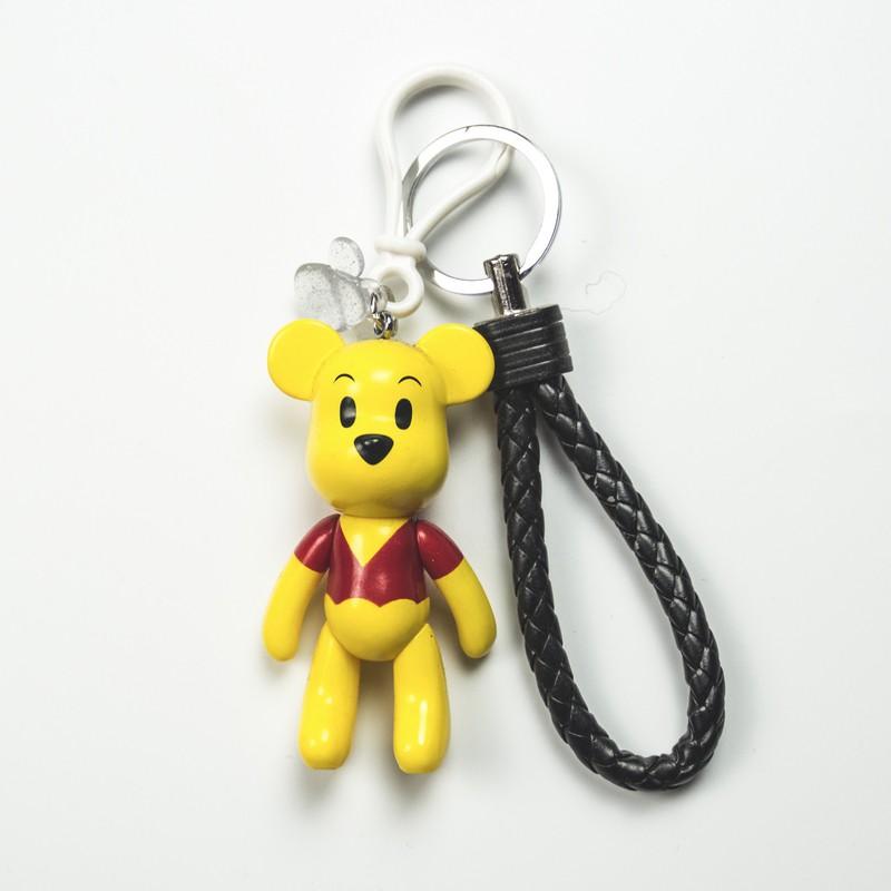 Móc khóa gấu POPOBE 1