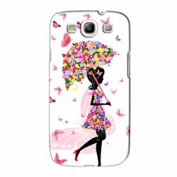 Ôp lưng Samsung Galaxy S3 - Cô Gái