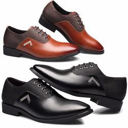Giày tây nam kiểu dáng mới lạ sang trọng 600