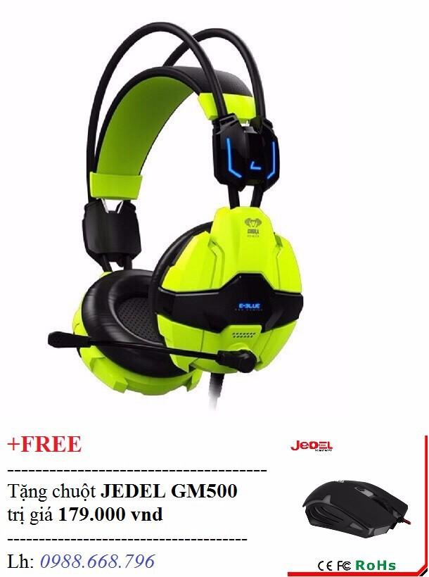 Tai nghe E-BLUE™ – Cobra – EHS902 tặng + Chuột chơi game 1