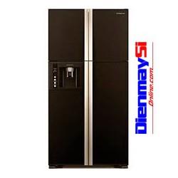 Tủ lạnh HITACHI 540 lít R-W660PGV3  - side by side