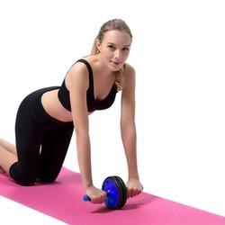 Con lăn tập bụng giảm mỡ hiệu quả