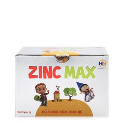 Bổ sung Vitamin, hỗ trợ tăng cân, tiêu hóa tốt cho trẻ - Zinc Max