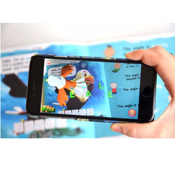 Sách 3D song ngữ Anh - Việt