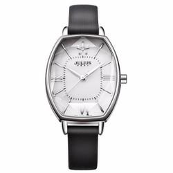 Đồng hồ nữ JULIUS Hàn Quốc mặt Ovan JU1160