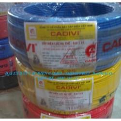 Dây điện đôi mềm CADIVI - Vcmd 2x1.5