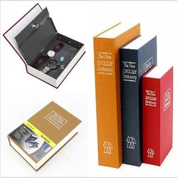 shop HAMI BOUTI-Két sắt giấu đồ giá trị hình cuốn tự điển siêu độc đáo