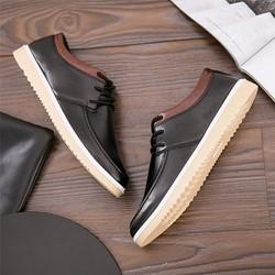 Giày nam thời trang, phong cách Âu Mỹ, kiểu dáng hiện đại