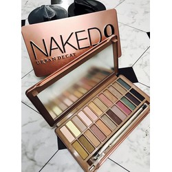Phấn Mắt Urban Decay Naked 9