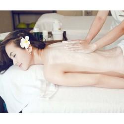 Tắm trắng mặt và body bằng công nghệ cao cấp Nhật Bản tại Hạnh Kim Spa