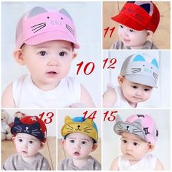 Mũ cho bé yêu [Nhiều mẫu đa dạng]