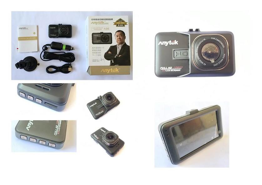 Camera hành trình A98 Full HD 3