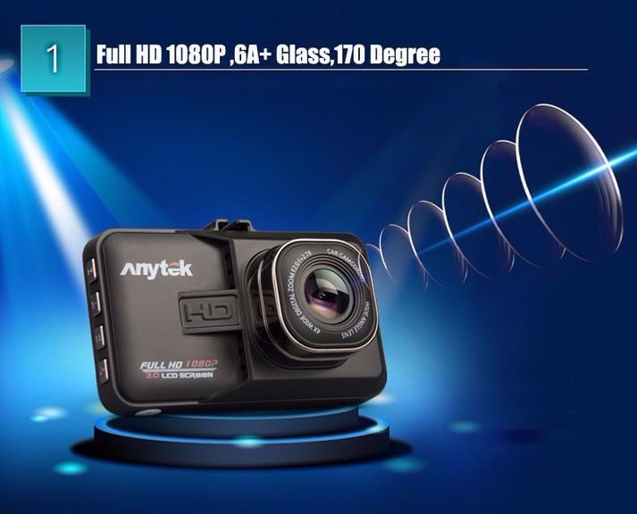 Camera hành trình A98 Full HD 1