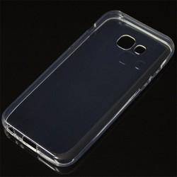 Ốp lưng silicon Samsung Galaxy A3 2017 - Dẻo trong suốt