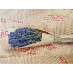 Bó 150 Bông Hoa Oải Hương Lavender Khô Tự Nhiên