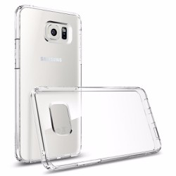 Ốp lưng silicon Samsung Galaxy Note 5 - Dẻo trong suốt