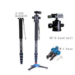 Combo 3 sản phẩm Monopod cho máy ảnh