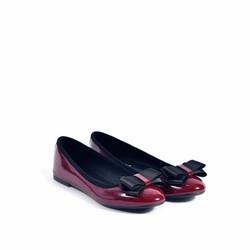 Giày búp bê 0830- đỏ
