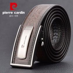 Thắt lưng Nam da nổi cao cấp chính hãng Pierre Cardin - Pháp