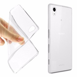 Ốp lưng silicon  Sony Xperia Z5 Dẻo trong suốt