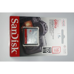 Thẻ nhớ Sandisk CF 16GB
