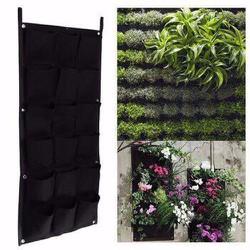 Túi vải trồng cây treo 20 ô