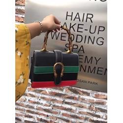 Túi xách pha màu thời trang